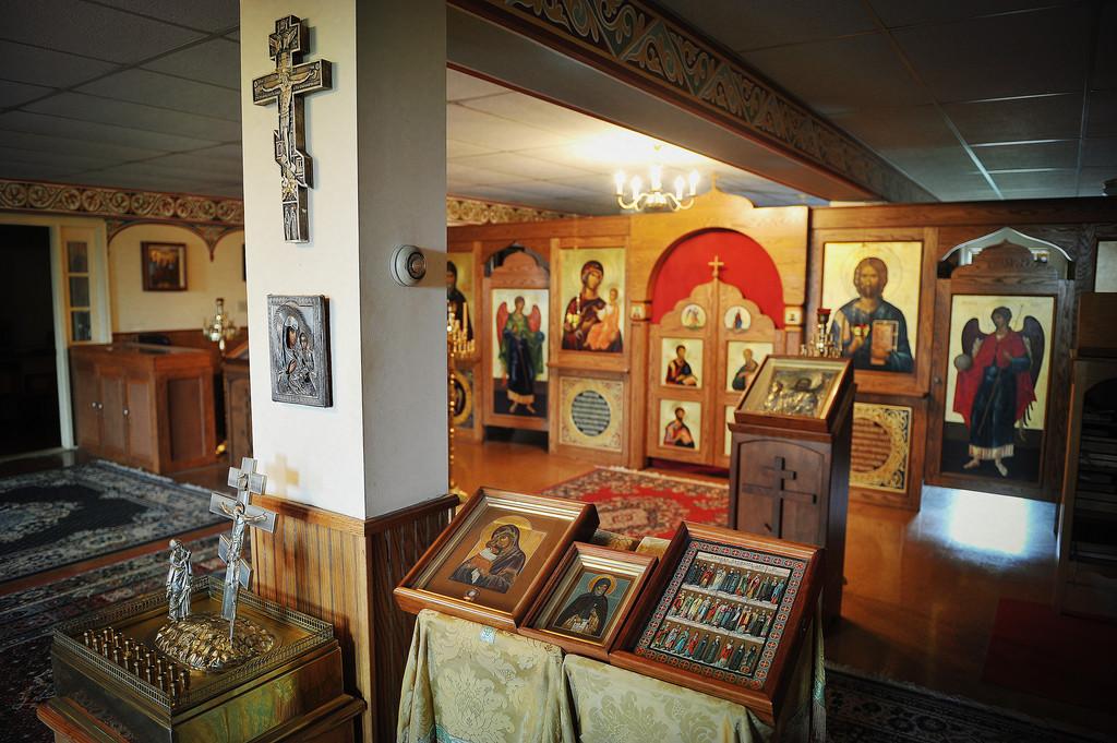 Optina Chapel